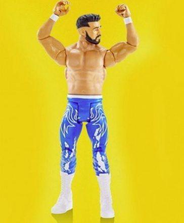 WWE NXT reveal Andrade El Cien