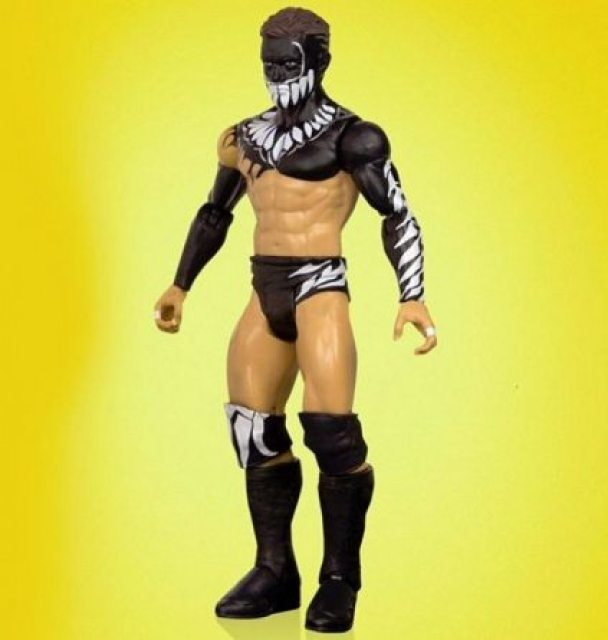 WWE NXT reveal Finn Balor