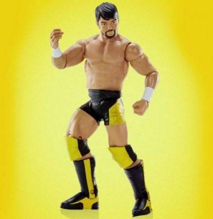 WWE NXT reveal Hideo Itami