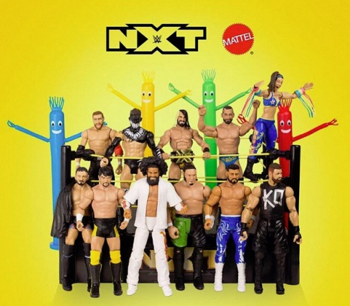 WWE NXT reveal full lineup