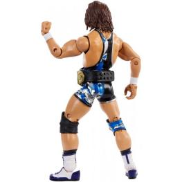 WWE TNF Series 3 Chad Gable - rear