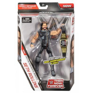 WWE TNF Series 3 Seth Rollins - in package