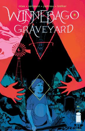 Winnebago Graveyard cover