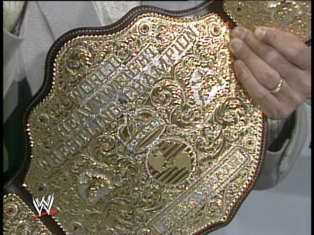 nwa big gold belt