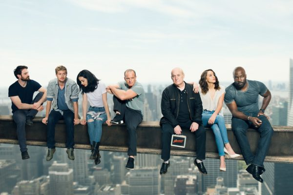 Agents of Shield and The Defenders