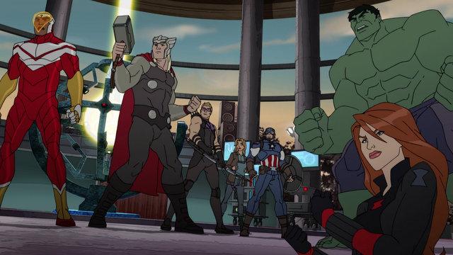 Avengers Secret War