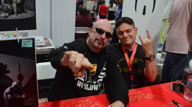 Awesome Con 2017 Batman's Greg Capullo and Scott Snyder ep. 10