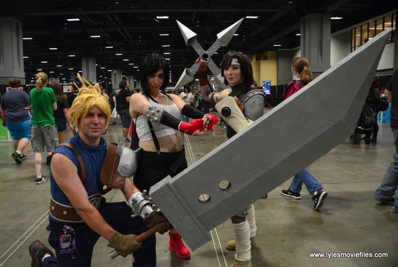 Awesome Con 2017 Day 2 cosplay - Final Fantasy