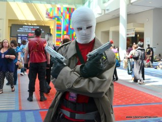 Awesome Con 2017 Day 2 cosplay -Hush