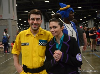 Awesome Con 2017 Day 2 cosplay -new MST3K crew