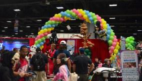 Awesome Con 2017 balloon animals