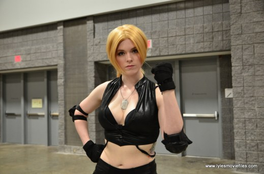Awesome Con 2017 cosplay Friday -Nina Williams