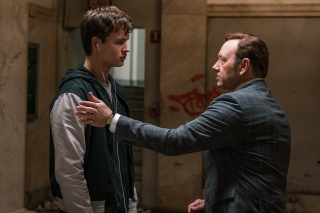 Baby Driver review - Baby and Doc