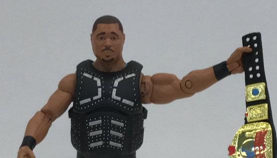 D-Lo Brown WWE Elite 52