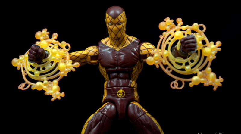 Marvel Legends Shocker figure review - main