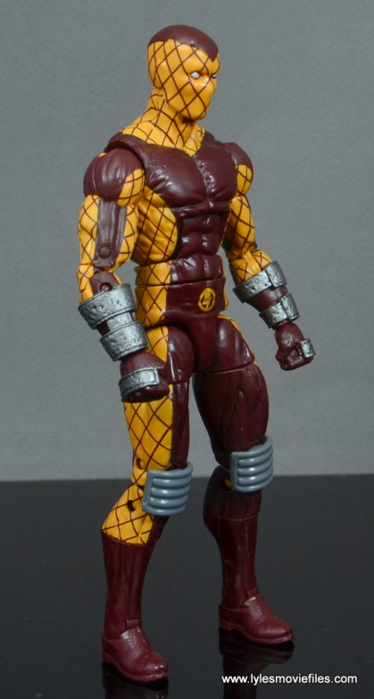 Marvel Legends Shocker figure review -right side