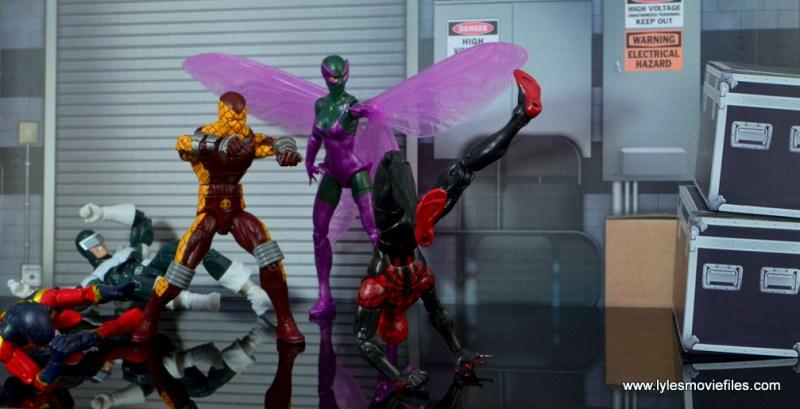 Marvel Legends Shocker figure review -vs Superior Spider-Man