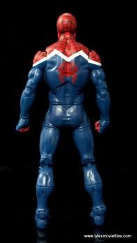 Marvel Legends Spider-Man UK figure review - rear side