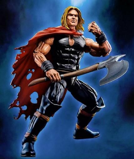 Marvel Legends Thor Ragnarok -Odinson