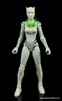 Marvel Legends White Tiger figure review -front side