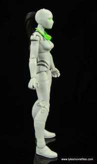 Marvel Legends White Tiger figure review -right side