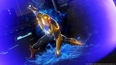 Marvel vs Capcom Infinite Nova