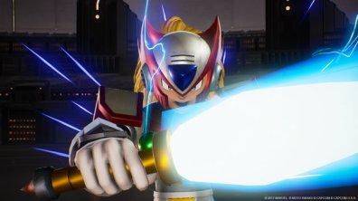 Marvel vs Capcom Infinite Zero
