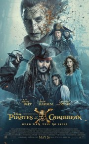 Pirates of the Caribbean Dead Men Tell No Tales movie poster