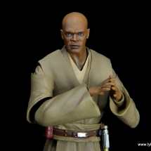 SH Figuarts Mace Windu figure review - main pic