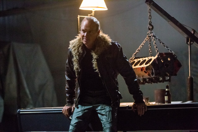 Spider-Man: Homecoming - Michael Keaton as The Vulture