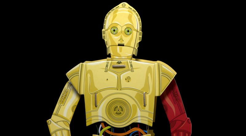 Star Wars Builders Droids set - C3P0 main