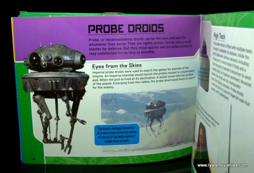 Star Wars Builders Droids set -probe droid page