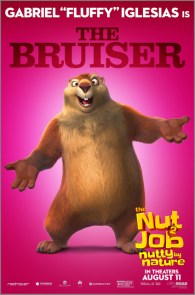 The Nut Job 2 Nutty by Nature character posters - _JIMMY_BRUISER_FIN_1