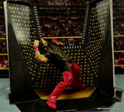 WWE Defining Moments Shinsuke Nakamura figure review -Yeooow on package