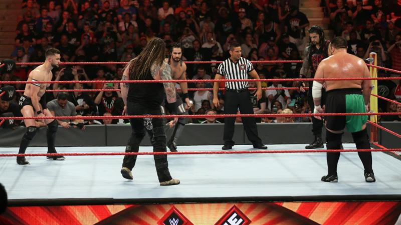 WWE Extreme Rules 2017 - Fatal Five Way