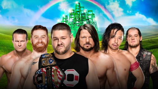 WWE Money in the Bank 2017 preview - Sami Zayn vs Kevi Owens vs Dolph Ziggler vs Baron Corbin vs Shinsuke Nakamura vs AJ Styles