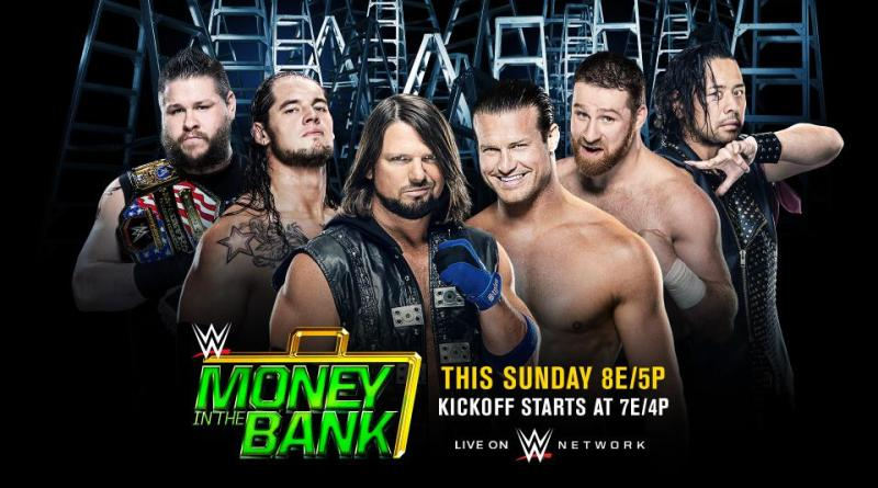 WWE Money in the Bank 2017 preview - male Money in the Bank