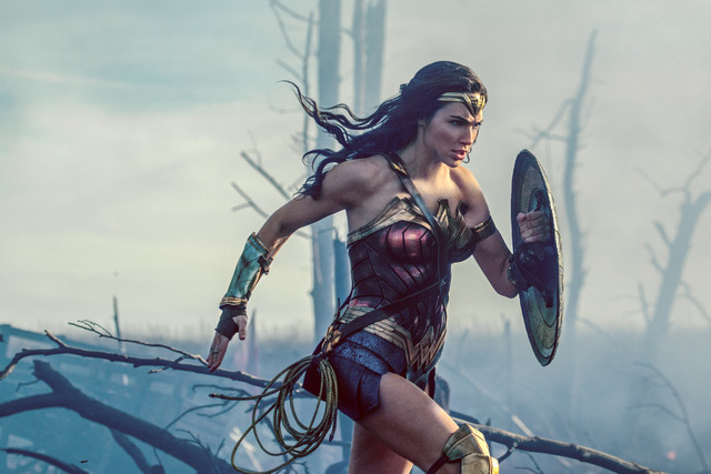 Wonder-Woman-movie-Wonder-Woman-running