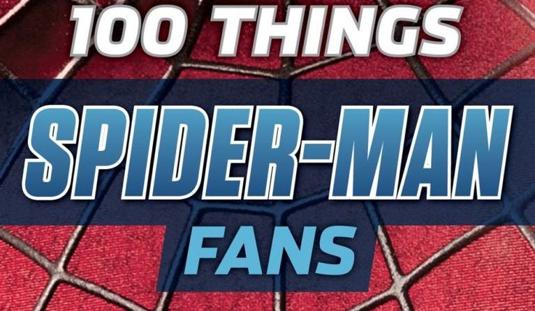 100 Spider-Man Fans Cover