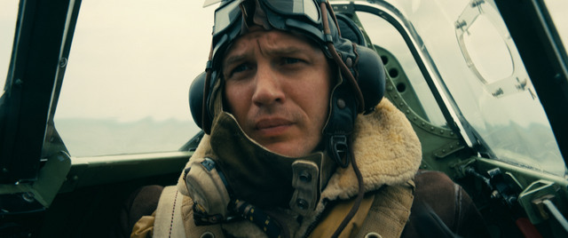 Dunkirk movie review - Tom Hardy
