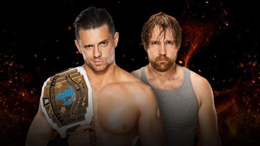 Great Balls of Fire 2017 preview - Dean Ambrose vs The Miz
