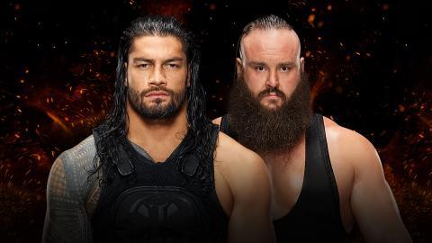 Great Balls of Fire 2017 preview - Roman Reigns vs Braun Strowman