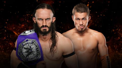 Great Balls of Fire 2017 preview - Tozawa vs Neville