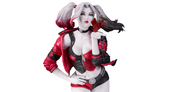 Harley Quinn_Red_White_Black_Harley_Lau