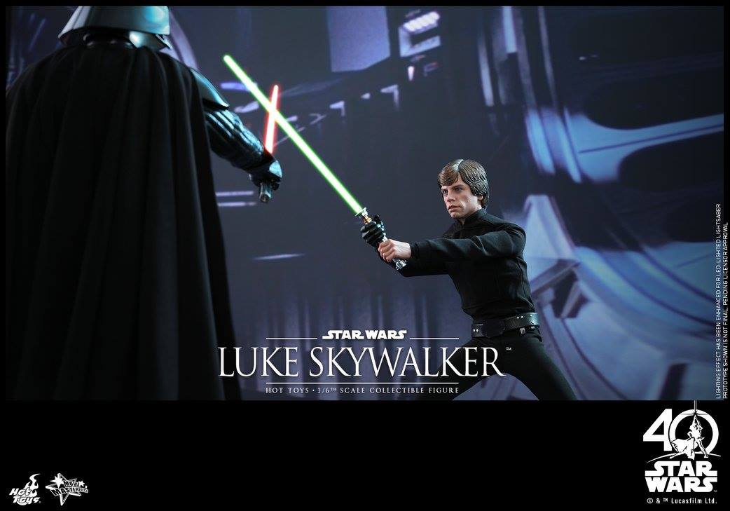 Hot Toys Jedi Luke Skywalker figure revealed and its another mustbuy