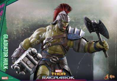 Hot Toys Thor Ragnarok Gladiator Hulk figure -wide
