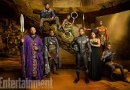 Sizing up new Black Panther pictures