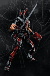 Marvel Deadpool Legends Series 12-inch Agent of Weapon X