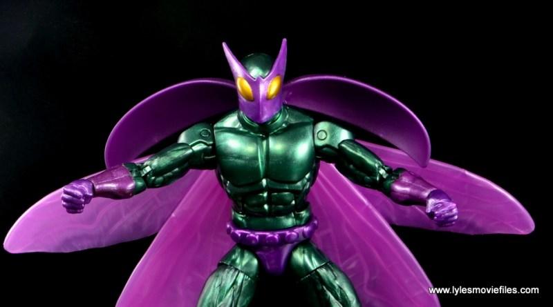 Marvel Legends Beetle figure review -main pic