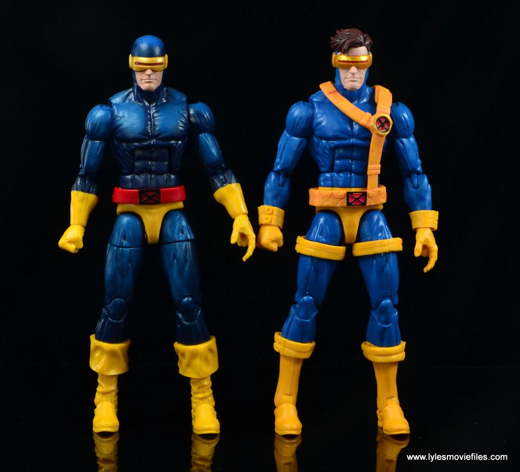 Marvel Legends Cyclops And Dark Phoenix Figure Review